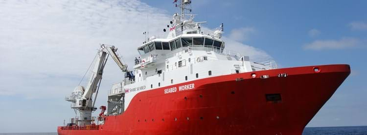 Swire Seabed to Collect Data for NPD | GCE Ocean Technology